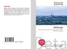 Bookcover of Adelange