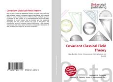 Bookcover of Covariant Classical Field Theory