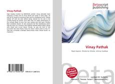 Bookcover of Vinay Pathak