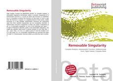 Capa do livro de Removable Singularity