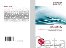 Buchcover von Valiant Sixty