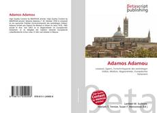 Bookcover of Adamos Adamou