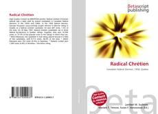 Couverture de Radical Chrétien