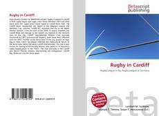 Copertina di Rugby in Cardiff