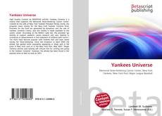 Bookcover of Yankees Universe