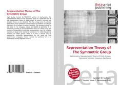 Representation Theory of The Symmetric Group的封面