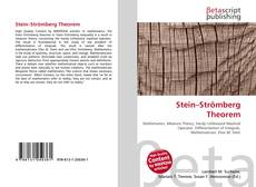 Bookcover of Stein–Strömberg Theorem