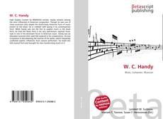 Bookcover of W. C. Handy