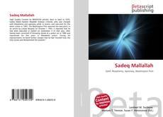 Bookcover of Sadeq Mallallah