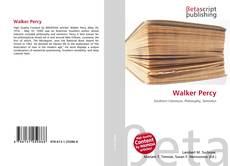 Bookcover of Walker Percy