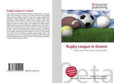 Bookcover of Rugby League in Greece