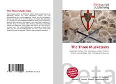 Copertina di The Three Musketeers
