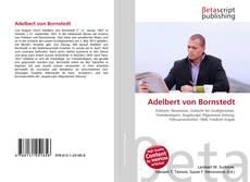 Bookcover of Adelbert von Bornstedt