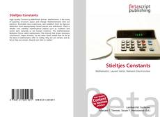 Bookcover of Stieltjes Constants