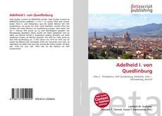 Buchcover von Adelheid I. von Quedlinburg