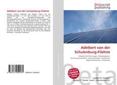 Bookcover of Adelbert von der Schulenburg-Filehne