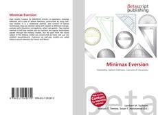 Buchcover von Minimax Eversion