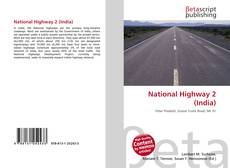 Bookcover of National Highway 2 (India)