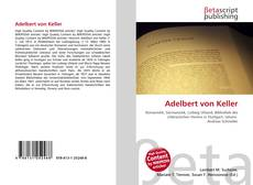 Bookcover of Adelbert von Keller