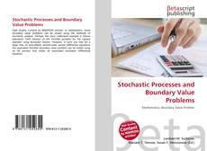Capa do livro de Stochastic Processes and Boundary Value Problems