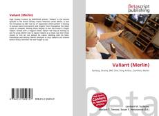 Copertina di Valiant (Merlin)