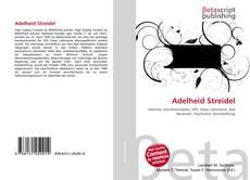 Bookcover of Adelheid Streidel