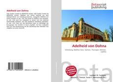 Обложка Adelheid von Dohna