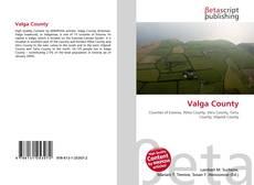 Bookcover of Valga County