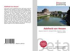 Adelheid von Hessen的封面