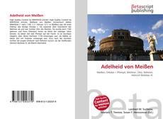 Portada del libro de Adelheid von Meißen