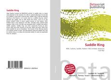 Bookcover of Saddle Ring