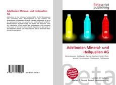 Copertina di Adelboden Mineral- und Heilquellen AG