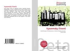 Bookcover of Vyazemsky (Town)