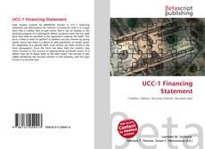 Bookcover of UCC-1 Financing Statement