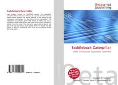Saddleback Caterpillar kitap kapağı