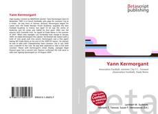 Capa do livro de Yann Kermorgant