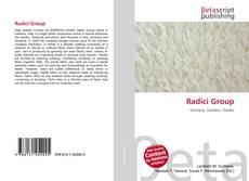 Bookcover of Radici Group