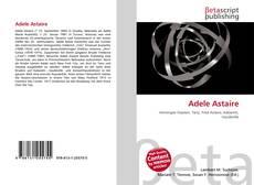 Обложка Adele Astaire