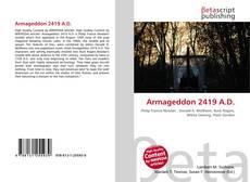 Bookcover of Armageddon 2419 A.D.