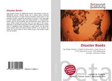 Copertina di Disaster Books