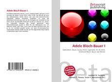 Couverture de Adele Bloch-Bauer I