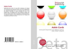 Bookcover of Adele Cords