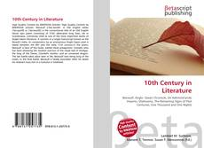 Portada del libro de 10th Century in Literature