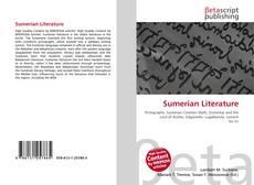 Portada del libro de Sumerian Literature