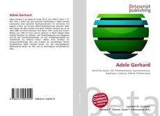 Buchcover von Adele Gerhard