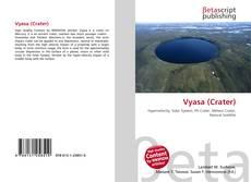 Vyasa (Crater)的封面