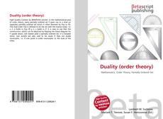 Duality (order theory)的封面