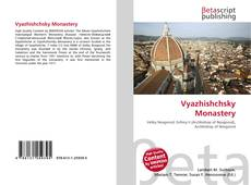 Bookcover of Vyazhishchsky Monastery