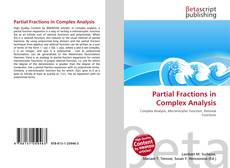 Couverture de Partial Fractions in Complex Analysis