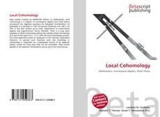 Обложка Local Cohomology